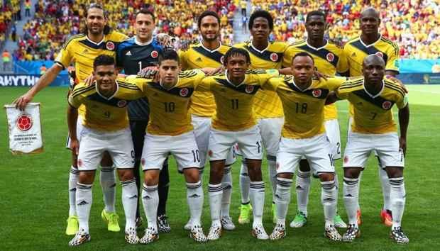 Kolombia Piala Dunia 2018