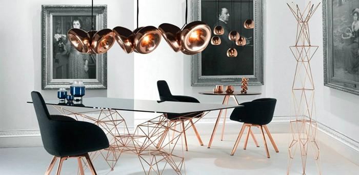 phong cách thiết kế nội thất 2018