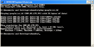 Mengenal Command Prompt