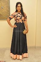 Sowmya Venugopal in Anarkali Dress at Kalamandir Foundation 7th anniversary Celebrations ~  Actress Galleries 041.JPG