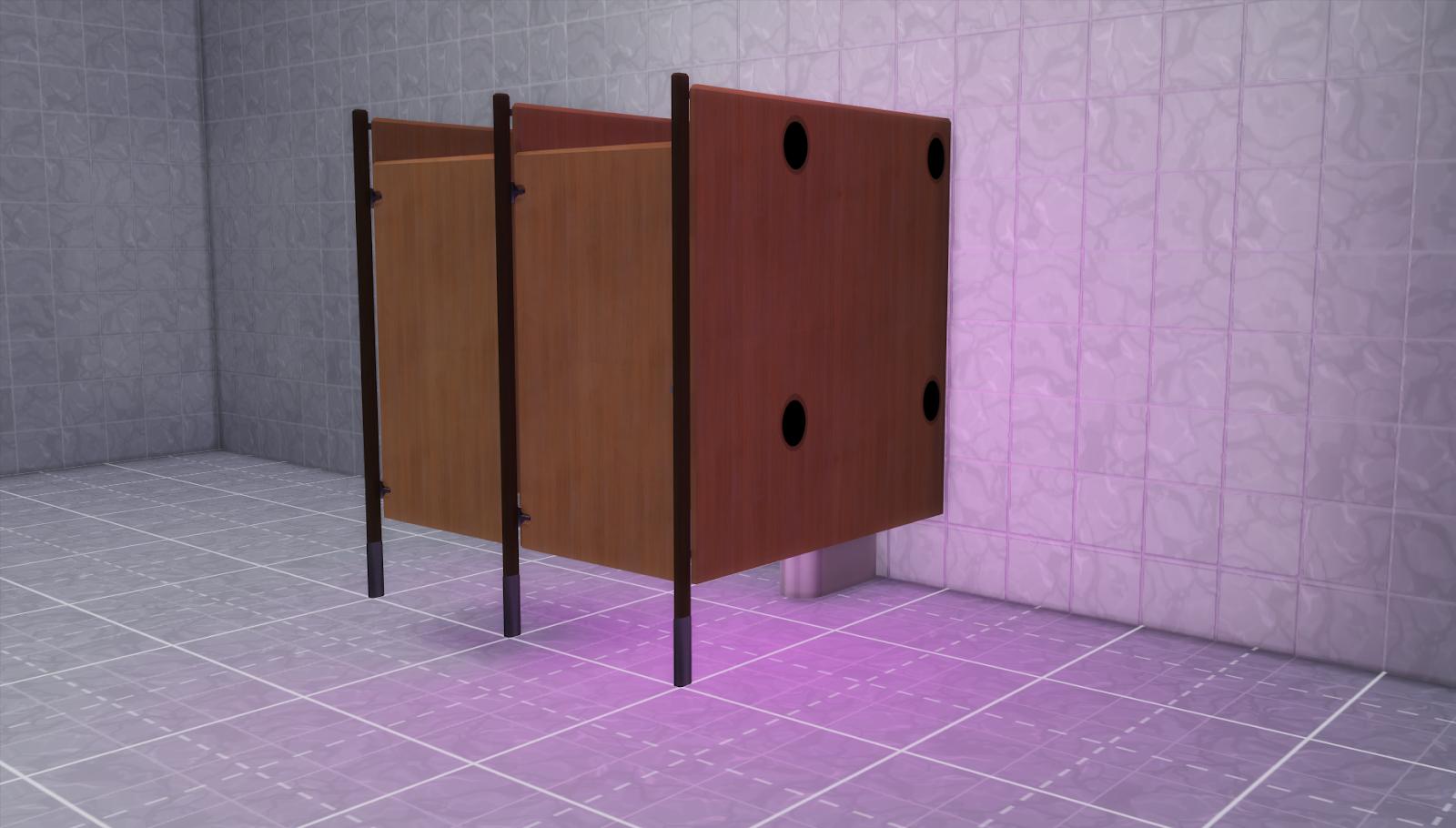 0-Positiv - toilet stall - WickedWhims - LoversLab