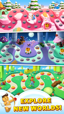 Sweet Road – Cookie Rescue v5.2.0 Apk MOD [Unlimited Money]