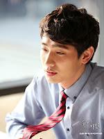 Biodata Yoon Park pemeran Park Jae-won