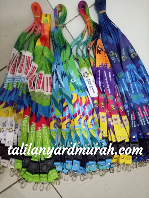 Jual tali lanyard murah di surabaya