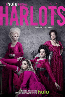 Harlots Hulu Series Poster