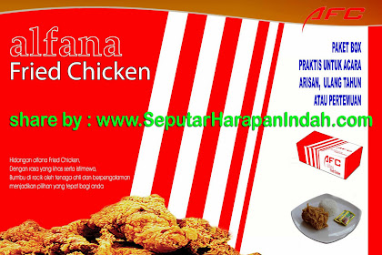 ALFANA fried chicken