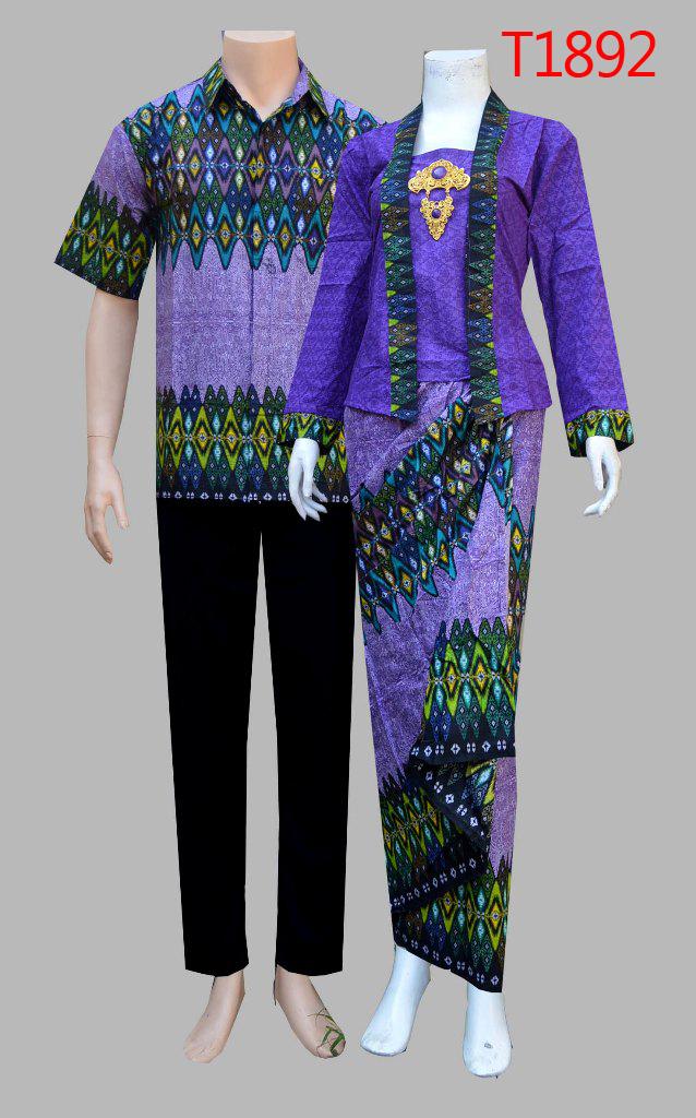 Batik Model Baju Batik Stelan Baju Setelan Batik Stelan