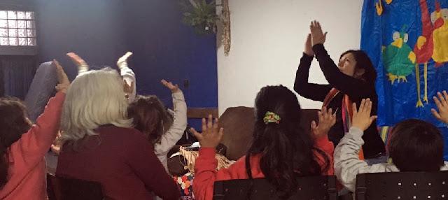 El Defensor Adjunto, encabezó actividades de la Defensoría con niños del hogar Ángel Azul de La Plata