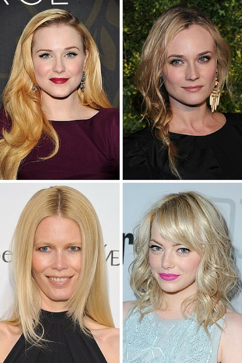 Blonde hair colors and skin tone hair fashion online chooseblondehaircolor nvjuhfo Image collections