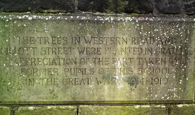 The Cenotaph war memorial desecration controversy