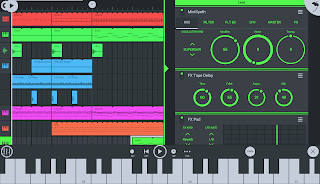 FL Studio Mobile Patched + Full Unlocked