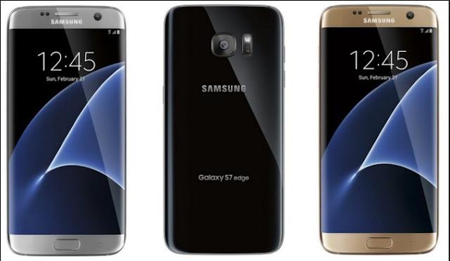 Review HP Samsung Galaxy S7 Edge, Flagship Processor Kencang memiliki Layar Lengkung | Harga dan Spesifikasi Lengkap HP Samsung Galaxy S7 Edge 2016