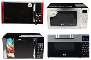 Microwave Oven – Upto 35% Off @ Amazon (Deal of the Day)
