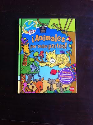 Contando cuentos; ¡Animales por todas partes!, contando cuentos, editorial sm, cuentos animales, curiosidades animales, libros ilustrados, cuentos infantiles,