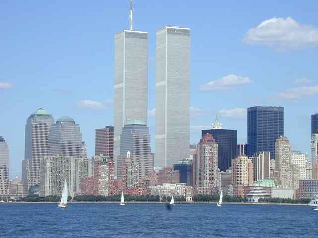 twin towers - photo #23