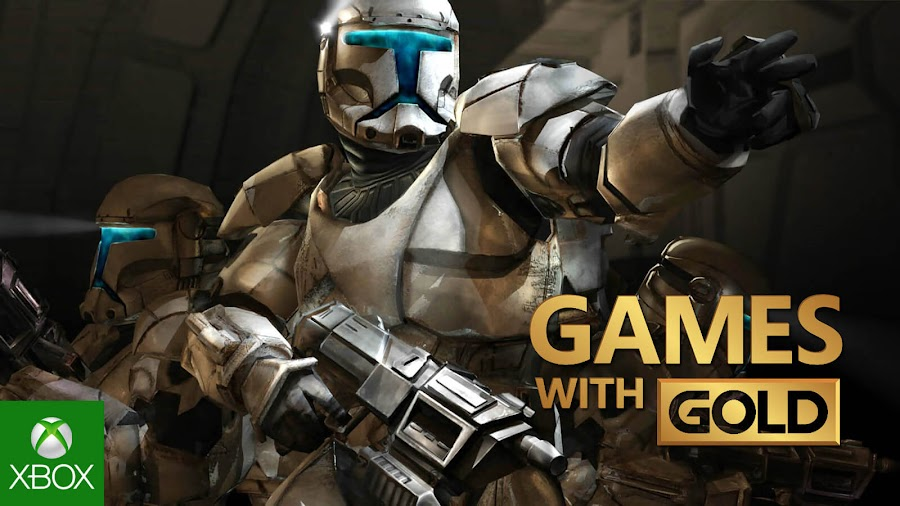 star wars republic commando xbox live gold free game