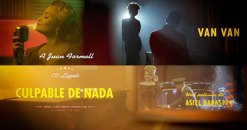 Los Van Van - ¨Culpable de nada¨ - Videoclip - Director: Asiel Babastro. Portal Del Vídeo Clip Cubano