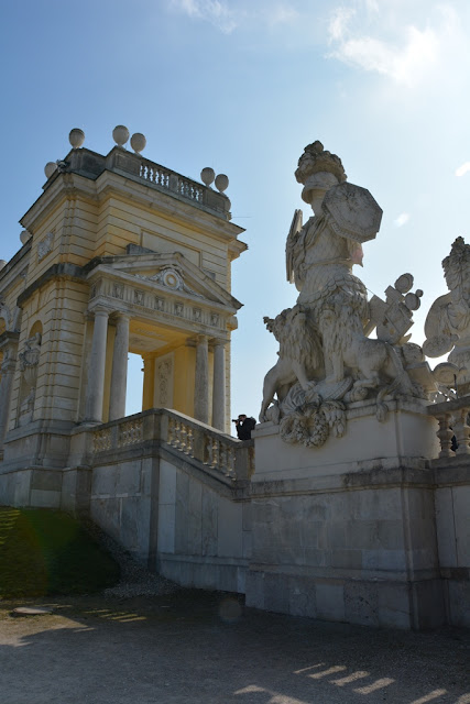 Schonbrunn Palace Vienna