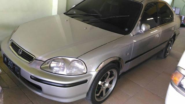 harga mobil Honda Civic Ferio tahun 1997