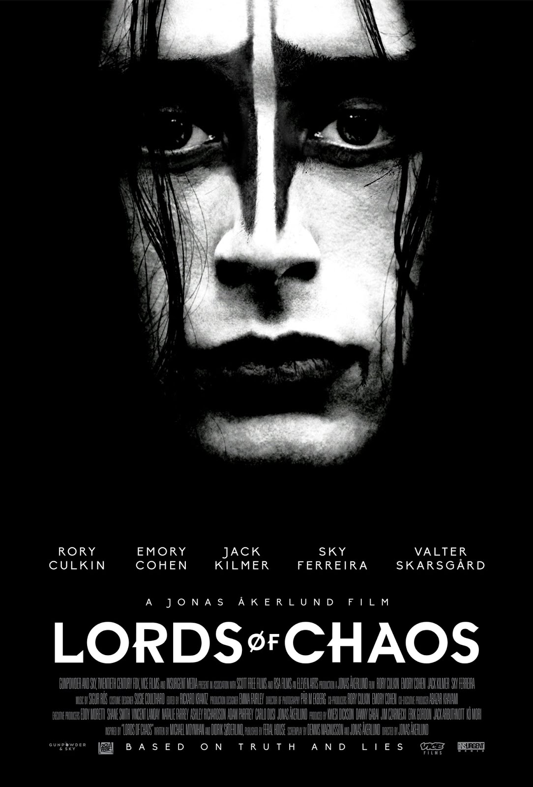 Lords Of Chaos movie streaming. PunkMetalRap.com