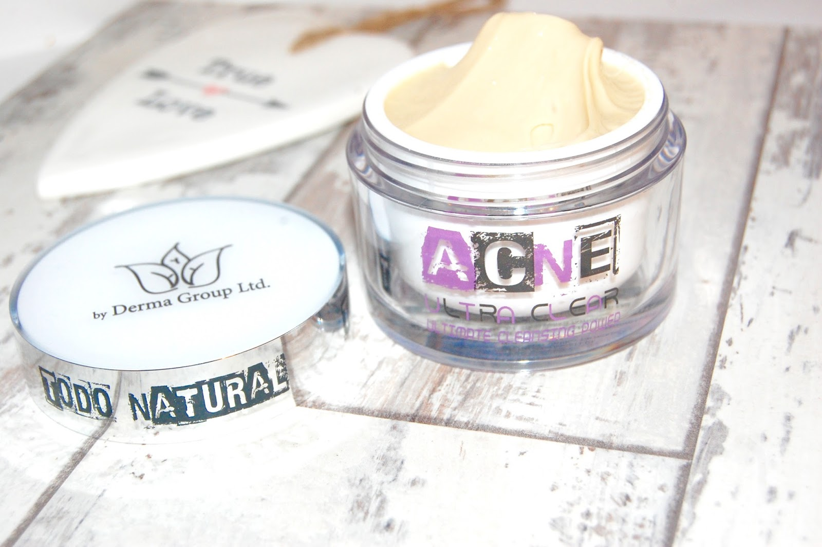 Throughneweyesx - Acne Ultra Clear Moisturiser Skincare