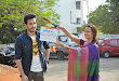 Akhil Movie Opening Stills