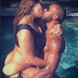 Ashley Graham's Husband Justin Ervin Grabs Her Butt for a Steamy Pool Makeout Session