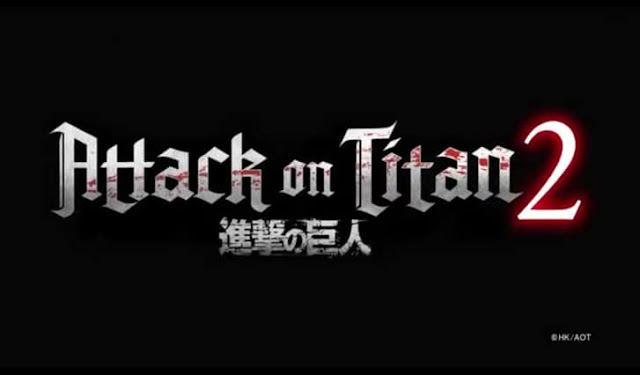 Attack on Titan 2 game willrelease in early 2018