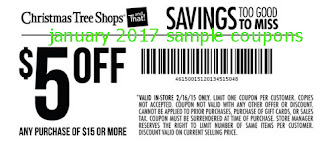 Christmas Tree Shops Coupons