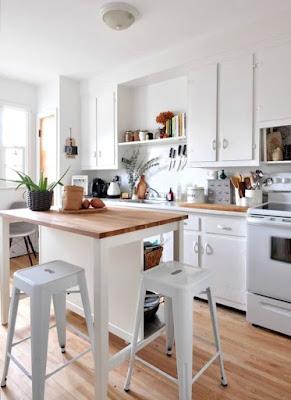 Desain Kitchen Island