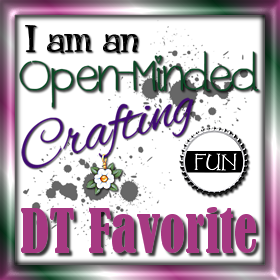 Open Minded Crafting DT Fav