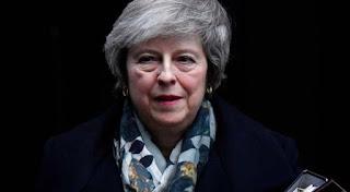 Theresa May Brittish Prime Minister