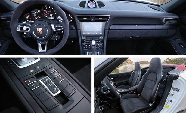2017 Porsche 911 GTS Cabriolet PDK Automatic