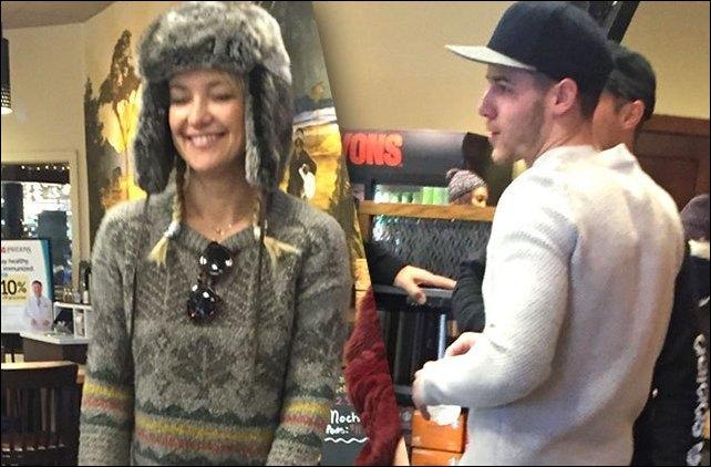 Jonas dating hudson