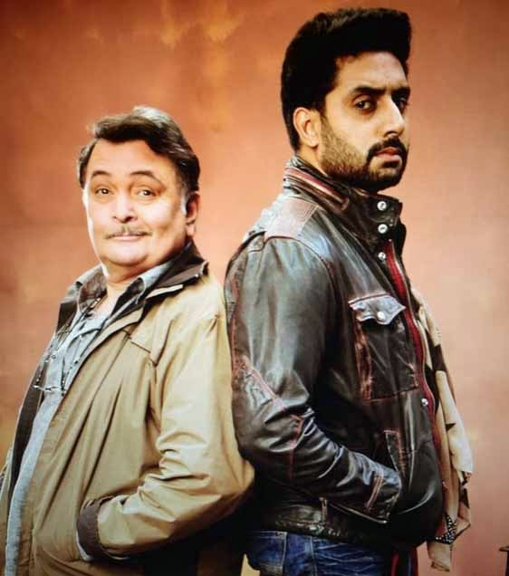All is Well, All is Well movie, Rishi Kapoor, Abhishek Bachchan, Asin