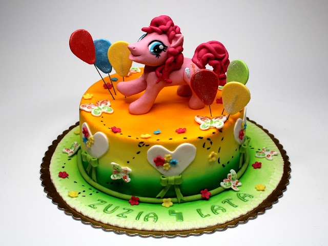 My little pony cake in London