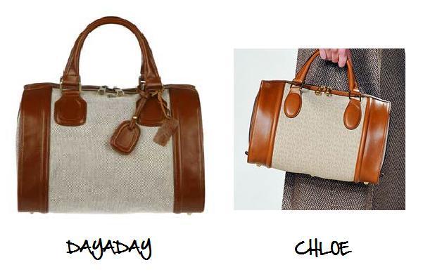 Clones 2011 bolso Chloé Dayaday
