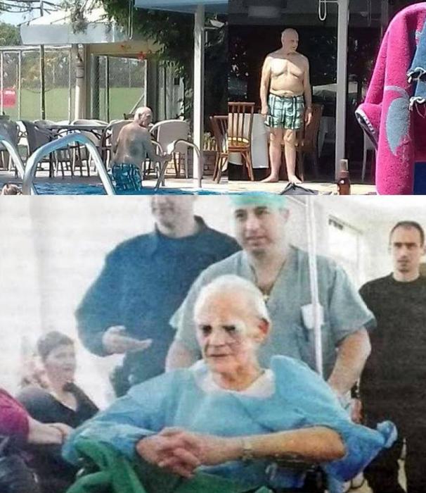 Αποτέλεσμα εικόνας για Τσοχατζόπουλος μετά τα μπανάκια