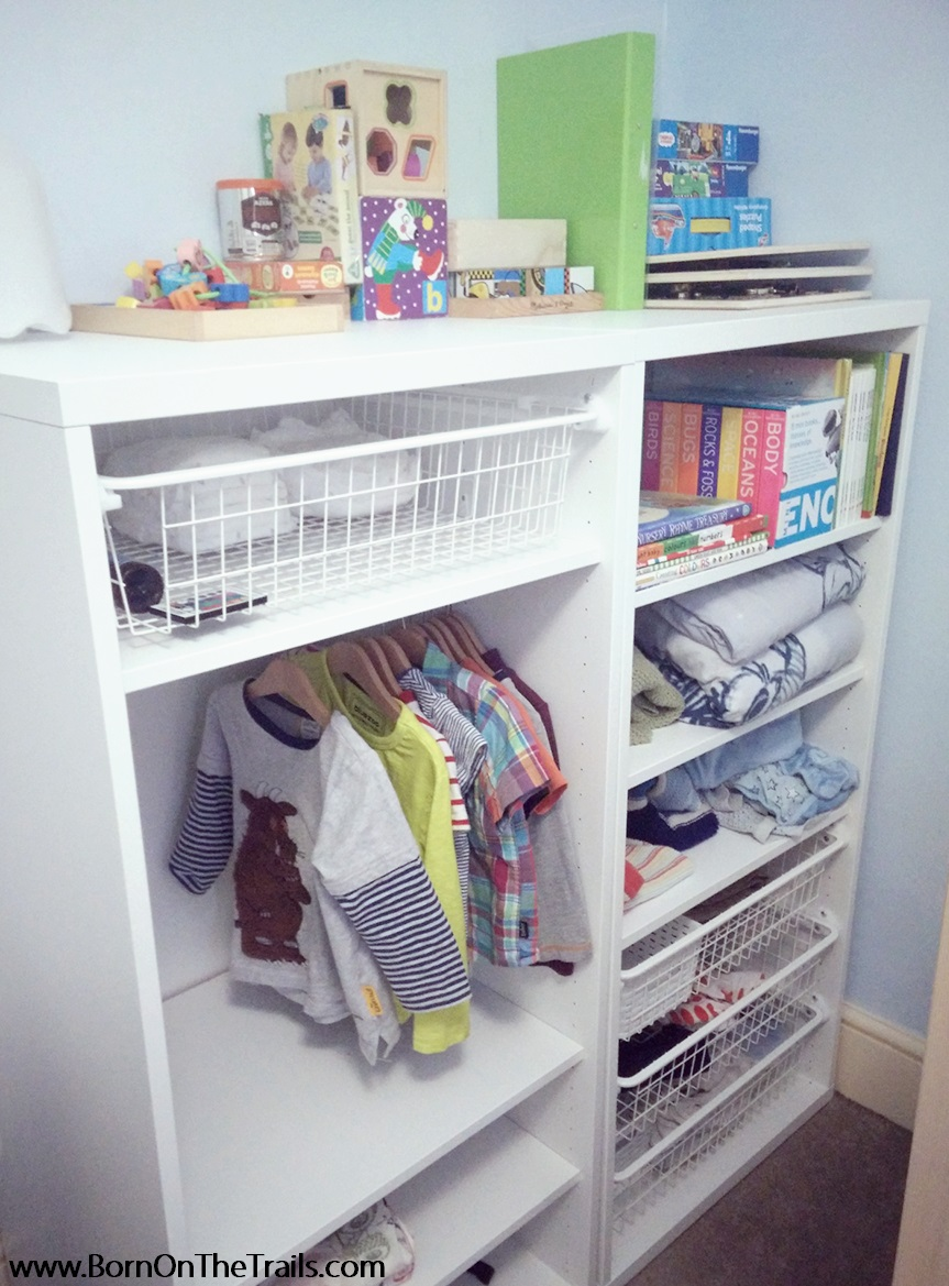 Our Montessori inspired toddler bedroom - Born on the Trails