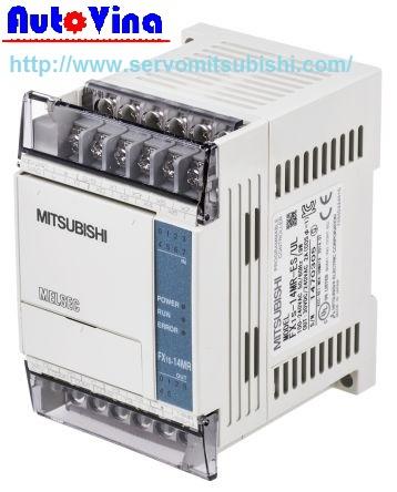 Bán PLC Mitsubishi FX1S-14MR, bảng giá đại lý PLC Mitsubishi