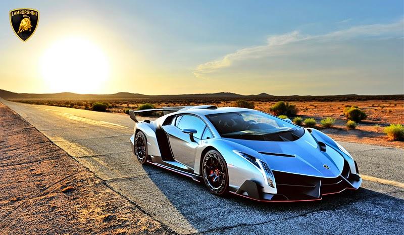 Koleksi Foto Dan Gambar Mobil Sport Lamborghini Veneno