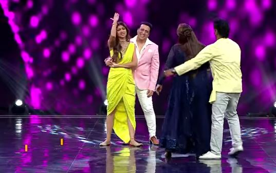 Super Dancer 3 Holi Special Celebration with Govinda, Shakti Kapoor