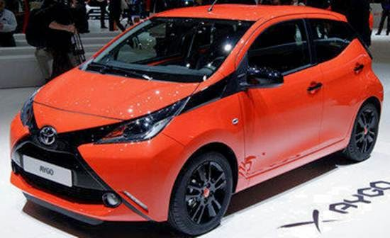 Toyota Aygo 2015 Review