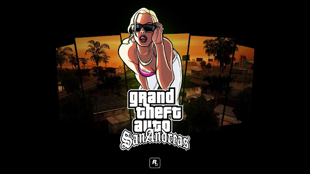 Download GTA (Grand Theft Auto): San Andreas  Mod Apk Support RAM 512 MB