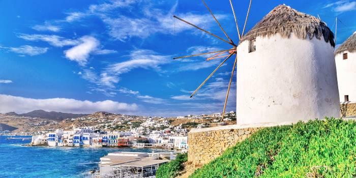 Isole Greche: Le Cicladi
