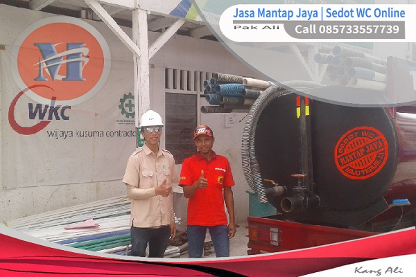 Jasa Sedot Tinja Area Graha Famili Surabaya Murah