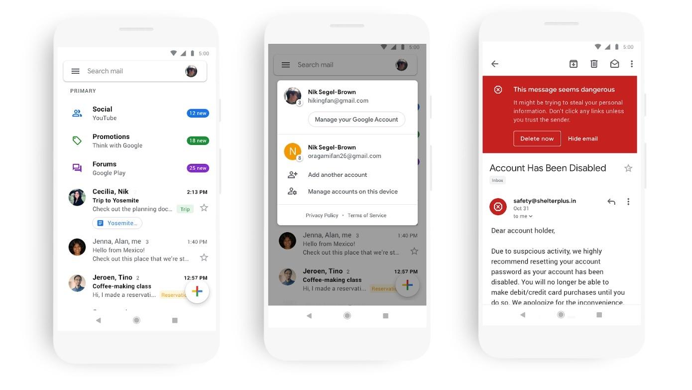 Nuova-Gmail arriva-Android-iOS