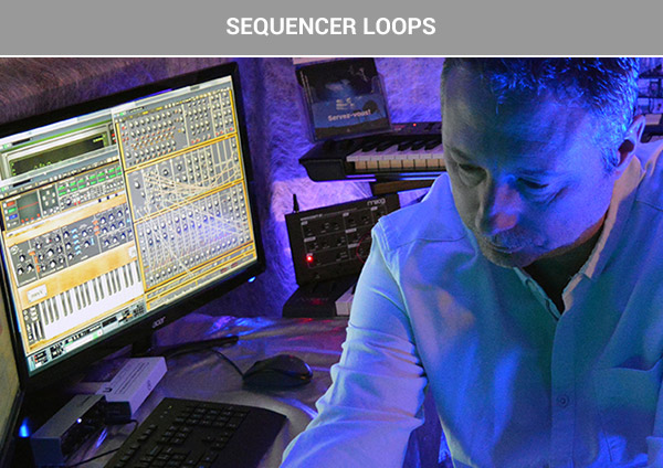 Sequentia Legenda and the sequencer