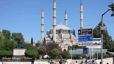 Edirne Kota di Turki
