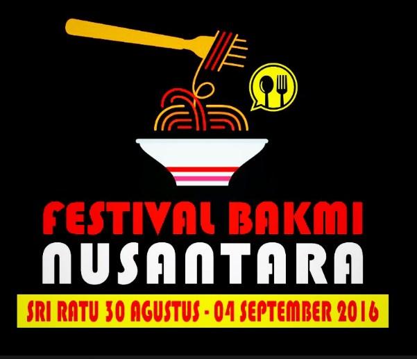 Event Semarang - Festival Bakmi Nusantara